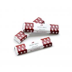 Шоколад с начинкой с логотипом 12,5 г
