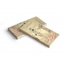 Шоколадная плитка 85 г Книга