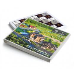 Шоколадный набор 150 г Пенал