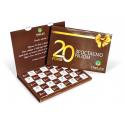 """Шоколадный набор 200 г """"Книга"""""""