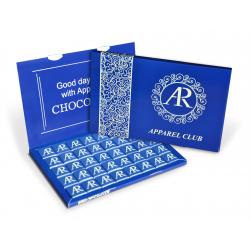Шоколадный набор 200 г Книга