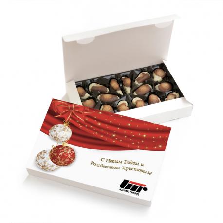 "Коробка конфет OceanStory 170 г ""Книга"""
