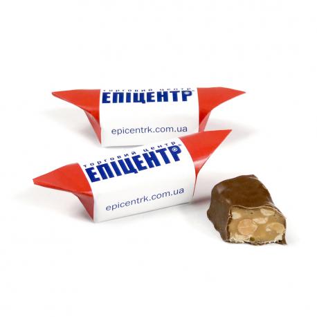 "Конфета ""Candy Nut "" с логотипом"