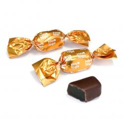Мармелад в шоколаде с логотипом (Перекрут)