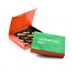 "Коробка конфет Elegance 125 г ""Книга"""