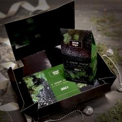 Подарочный набор (Шоколад+Чай)