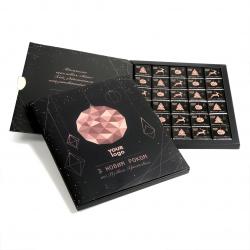 Шоколадный набор 150 г Книга