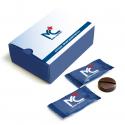 Упаковка шоколадных таблеток