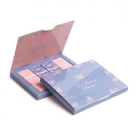 """Шоколадный набор 60 г """"Книга"""""""